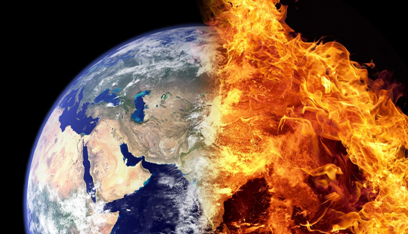 Signs of the Times: Jewish Signs of Jesus' Return: Earth on Fire