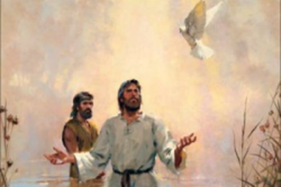 Jesus' Baptism: Jesus, Holy Spirit and Us - Family Likeness