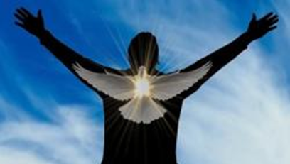 Holy Spirit Dove : Indwelling Presence of the Holy Spirit
