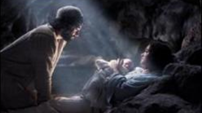 Birth of Jesus : His Miraculous Birth : Self-Emptying