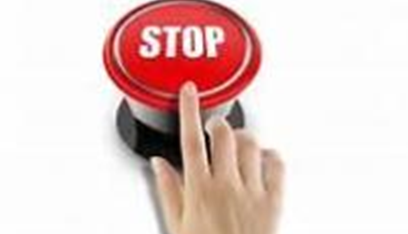 Stop Button : How Can I Get Free of Sin? Stop Sinning?