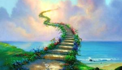 Stairway to Heaven : How to Get Saved and Get to Heaven