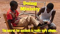 Doing Ministry